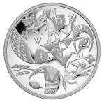 2013 $20 Fine Silver - Canadian Contemporary Art