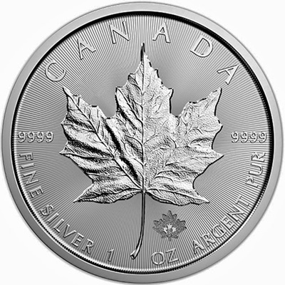 2019 1oz Silver Maple